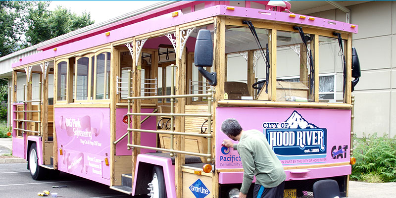 Hood River Trolley